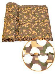 Camouflage net DUCK PU-3 2,2x3,0m SOON on SALE!