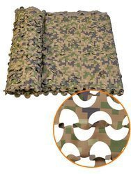 Camouflage net Forest  PL-6 2,2x6,0m SOON on SALE!